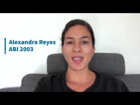 Alexandra Reyes - ABI 2003