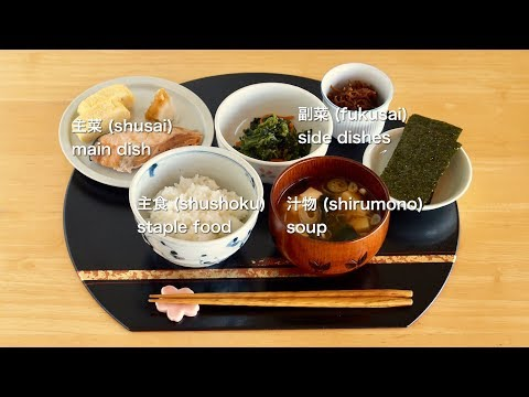 How to Make Japanese Breakfast (Recipe Ideas) 日本の朝食レシピアイディア – OCHIKERON – CREATE EAT HAPPY