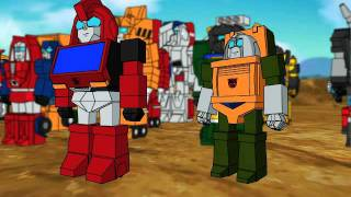 Transformers: Peace Treaty 2  (Part One )