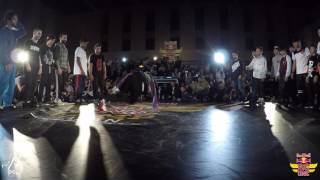 Middle East vs Japan | BC One Camp Continent Battle  2016 | #BCONE | #SXSTV