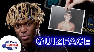 The One Where KSI Rage Quits | Quizface | Capital