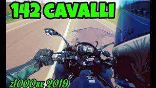 KAWASAKI Z1000sx 2019 - VIAGGIARE DIVERTENDOSI