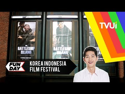 Korea indonesia film festival  2017