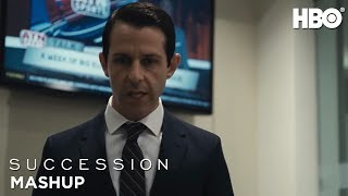 Season 1 Zingers | Succession | HBO - Video Youtube