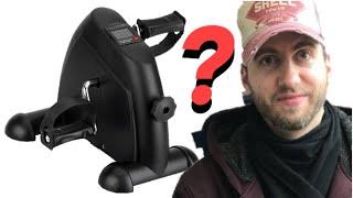 Mini-Bike Heimtrainer im Test Review - Eine gute Idee ?? Indoor radeln auf der Couch ??