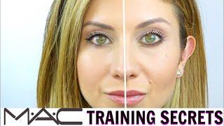 MAC Training Secrets Revealed | EYELINER Techniques to Alter the Eye Shape