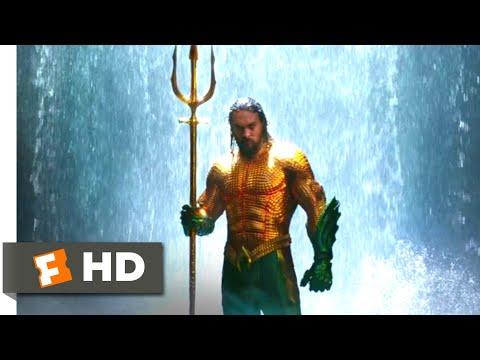 Aquaman (2018) - The One True King Scene (8/10) | Movieclips