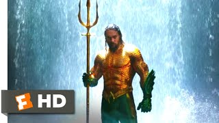 Aquaman (2018) - The One True King Scene (8/10) | Movieclips