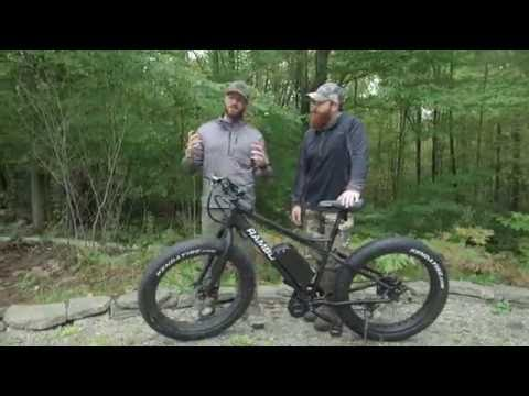 Hunting Product Reviews | Rambo Bikes Review