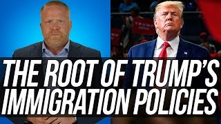 SHOCKING But Not Surprising!!! Donald Trump's Immigration Policies: Bad From the Beginning!