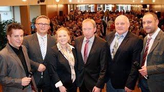 preview picture of video 'HNA-Lesertreff zur Bürgermeisterwahl in Zierenberg'