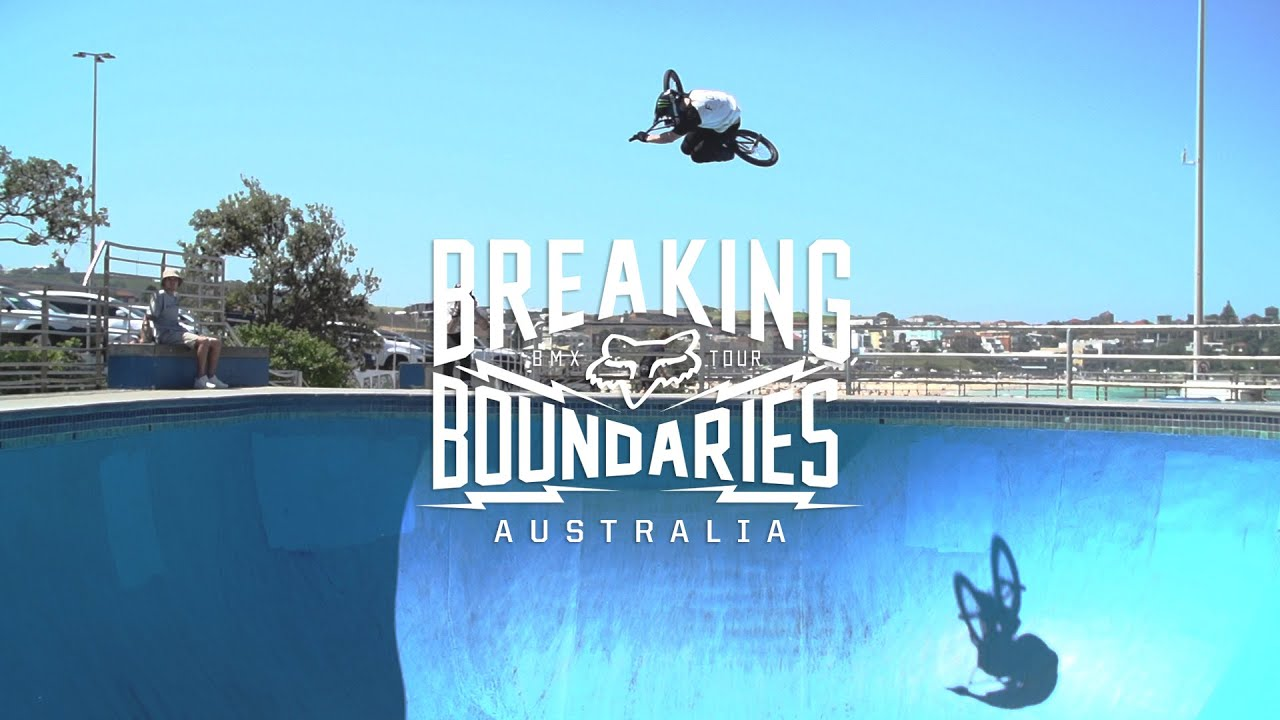 Fox BMX presents | Breaking Boundaries | Down Under