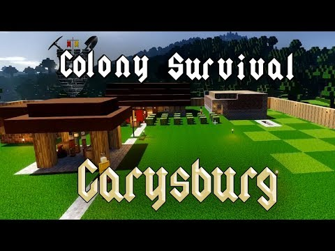 Colony Survival 0.7.0 - #5 - The Great Journey