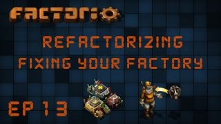 Factorio 0 16 Let's Play #3 - Steel smelting and main bus