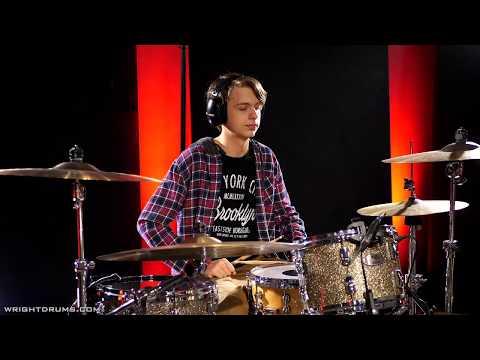 Wright Drum School - Noah Krenske - Fall Out Boy - Thnks Fr Th Mmrs - Drum Cover