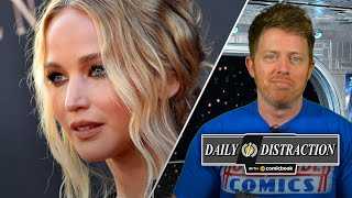 Has the Jennifer Lawrence as Sue Storm Fantastic Four Rumor been Debunked? by Comicbook.com