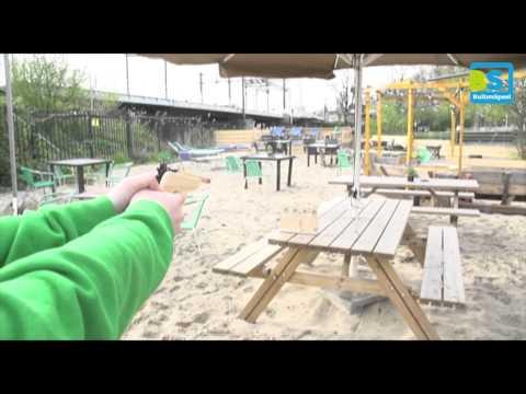 Joc  pistol cu elastice Shooting