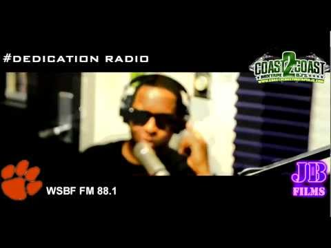 GQ - On My Level - Off the Top of the Dome Freestyle - Dedication Radio - 88.1 WSBF-FM