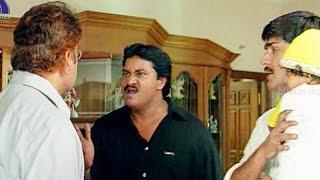 Sunil Emotional Scene  - Evandoi Srivaru Movie Scenes
