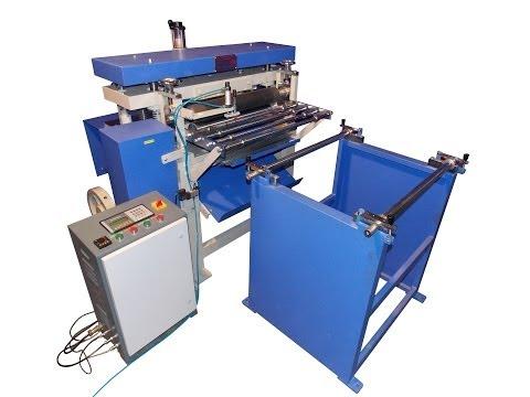 Collar Band Cutting Machine