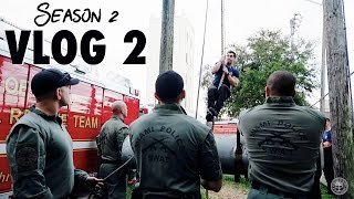 Miami Police VLOG: SWAT School Tryouts
