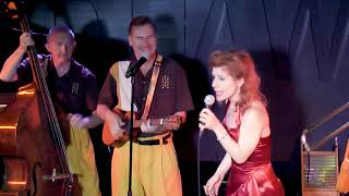 The Jive Aces Live at the HIdeaway - Saved (Elvis cover) feat. Cassidy Janson