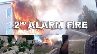 2nd Alarm Fire And Special Ops Incidents - PIO VLog