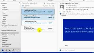 How to setup multiple mail accounts in outlook 2013?