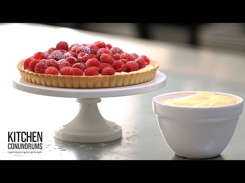 Make No-Fuss Pastry Cream – Kitchen Conundrums with Thomas Joseph