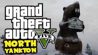 GTA 5 - North Yankton SECRETS & EASTER EGGS That You Might Not Have Known About! (GTA 5 Secrets)