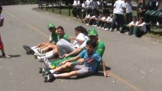 Franzea Deportes Juegos Deportivos de énfasis, Patinaje y Gimnasia