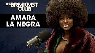 The Breakfast Club - Amara La Negra Discusses Being Afro-Latina & The Standards Of Beauty In The Entertainment Industry