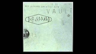 DEF LEPPARD -  HEAVEN IS
