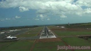 PilotCAM into Maui, Hawaii