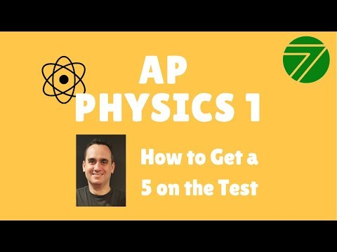 AP Physics 1: How To Get A 5 On The Test - YouTube
