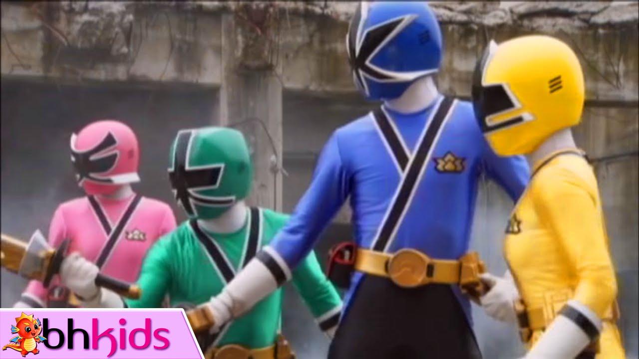 Siêu Nhân Thần Kiếm -  Power Rangers Samurai, Tập  24: Kiếm Sĩ Hợp Thể