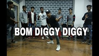 Bom Diggy Diggy | Dance | Zack Knight | Jasmin Walia