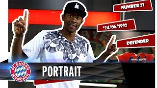 David Alaba im Portait