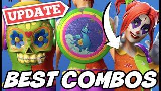 Best Combos For Peekaboo Skin  Summer 2020 Updated ! - Fortnite
