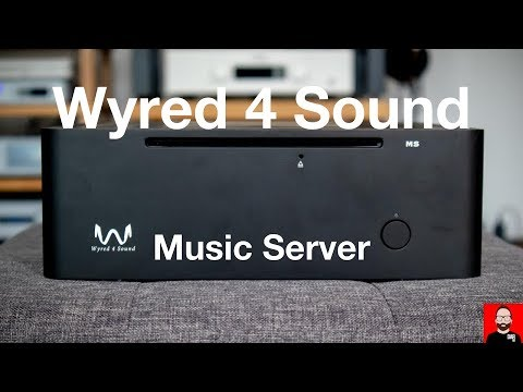 Wyred 4 Sound Music Server review