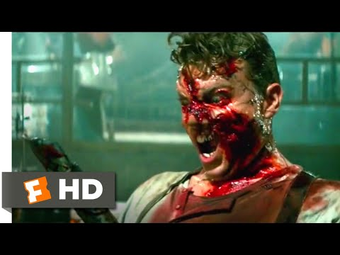 Overlord (2018) - Nazi Zombie Fight Scene (9/10) | Movieclips