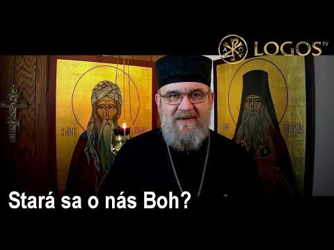 OTCOVIA PÚŠTE (184) - Sv. Izák Sýrsky - Zlož svoju starosť na Pána