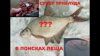 Зимняя Рыбалка 2018 - 2019. В поисках леща. Первая часть.