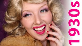 Historically Accurate: 1930s Makeup Tutorial