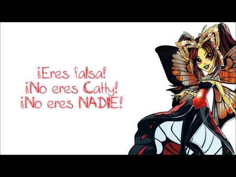 """Monster High Buu York """"Hoy Me Robo El Show"""" [Latino] Letra"""