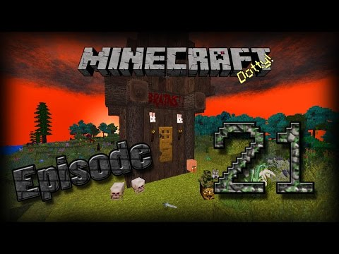 MineCraft :: Psycho Pack Season 2 Episode 21: All That For A Belt