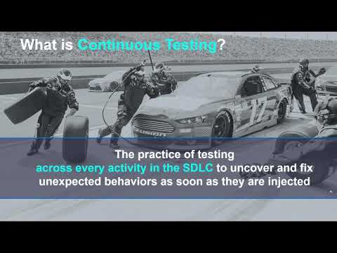 How to Beat the Biggest Bottleneck to Continuous Cloud Deployments: Manual Testing Related YouTube Video