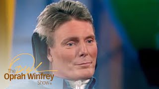 """Christopher Reeve: """"Any One of Us Could Get Hurt at Any Moment"""" 
