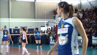 preview picture of video 'Marsala Volley - Highlights gara promozione in serie A2 - 14.04.2012'