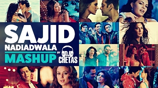 Sajid Nadiadwala Mashup | Happy Birthday To Sajid Nadiadwala | Mashup by DJ Chetas